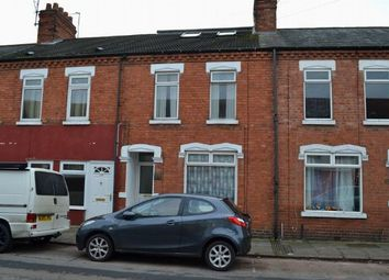 Thumbnail 4 bedroom terraced house for sale in Euston Road, Far Cotton, Northampton