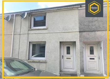 Thumbnail 2 bed terraced house to rent in Long Row, Llanelli
