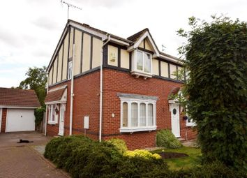 Thumbnail 3 bed semi-detached house to rent in St. Peters View, Bilton, Hull