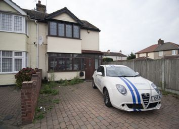Thumbnail 3 bed end terrace house to rent in Stanford Close, Romford