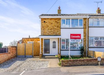 Thumbnail 3 bed semi-detached house for sale in Ince Road, Sturry, Canterbury