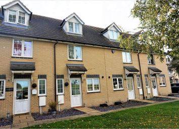 Thumbnail 3 bedroom town house for sale in Eleanor Court, Gillingham