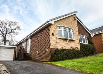 Thumbnail 3 bed detached bungalow for sale in Ashwood Road, High Green, Sheffield