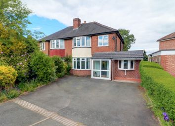 3 bed semi-detached house for sale in Aldridge Road, Streetly, Sutton Coldfield B74