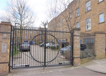 Thumbnail 1 bed flat for sale in Somers Close, London