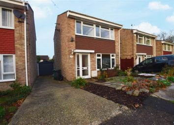 Thumbnail 3 bedroom detached house for sale in Rayleigh Close, Braintree