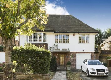 Thumbnail 5 bed property for sale in West Heath Close, Hampstead, London