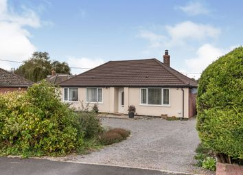 Thumbnail 3 bed detached bungalow for sale in Brecklands, Mundford, Thetford