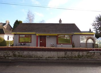 Thumbnail 3 bed detached bungalow for sale in Sauchie Road, Crieff