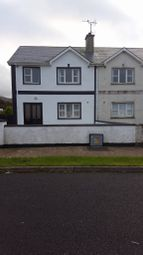 Thumbnail 3 bed semi-detached house for sale in 23 Oak Grove, Kinlough, Leitrim