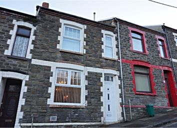 Thumbnail 3 bed terraced house to rent in Archer Street, Pontypridd