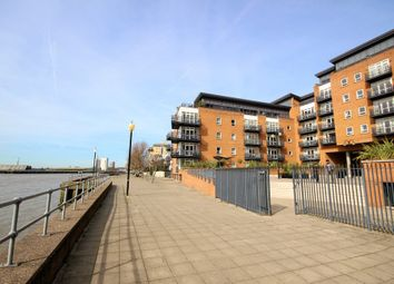 Thumbnail 2 bed flat for sale in Langbourne Place, Docklands