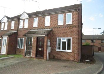 Thumbnail 2 bed end terrace house for sale in Derventio Close, Chester Green, Derby
