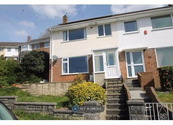 Thumbnail 3 bed semi-detached house to rent in Plymouth, Plymouth