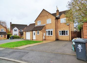 Thumbnail 4 bed detached house for sale in Goss Wood Corner, Quedgeley, Gloucester