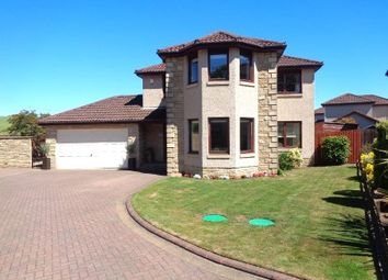Thumbnail 4 bed detached house for sale in Lundin View, Leven
