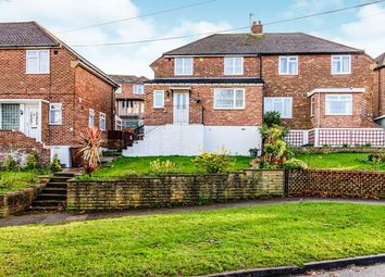 Thumbnail 3 bed semi-detached house for sale in Vale Drive, Chatham