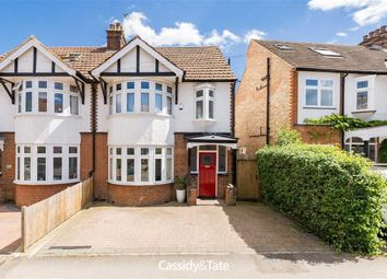 Thumbnail 4 bed semi-detached house for sale in Breakspear Avenue, St Albans, Hertfordshire