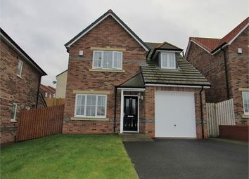 Thumbnail 3 bed detached house for sale in Pickering Drive, High View, Blaydon On Tyne