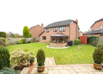 Thumbnail 4 bed detached house for sale in Wike Ridge Avenue, Leeds, West Yorkshire