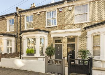 Thumbnail 4 bed terraced house for sale in Swanscombe Road, London
