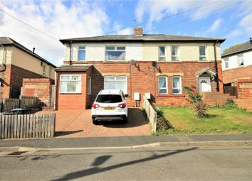 Thumbnail 3 bedroom semi-detached house for sale in Flass Avenue, Durham