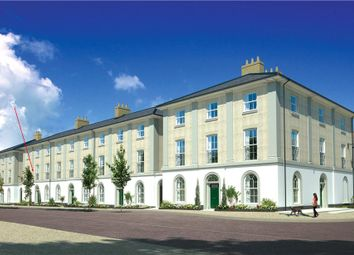 Thumbnail 2 bed flat for sale in Flat Crown Street West, Poundbury, Dorchester