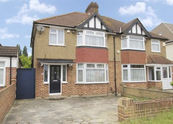Thumbnail 3 bed semi-detached house for sale in Sunningdale Avenue, Ruislip