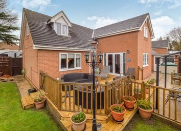 Thumbnail 4 bed bungalow for sale in Lowes Court, Beeston, Nottingham