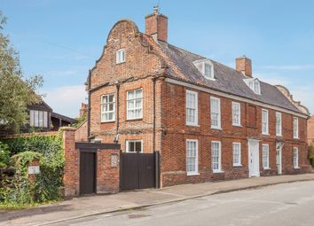 Thumbnail 5 bedroom semi-detached house for sale in Bond Street, Hingham, Norwich