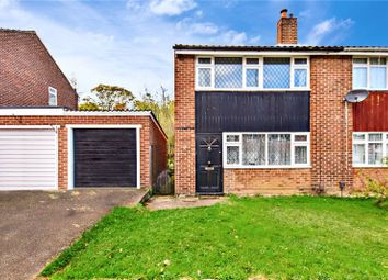 Thumbnail 2 bed semi-detached house for sale in Briar Road, Joydens Wood