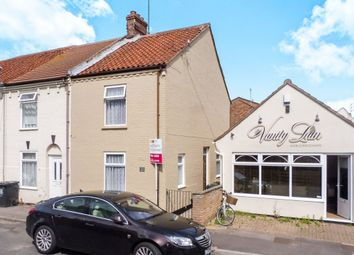 Thumbnail 2 bedroom end terrace house for sale in Beach Road, Gorleston, Great Yarmouth