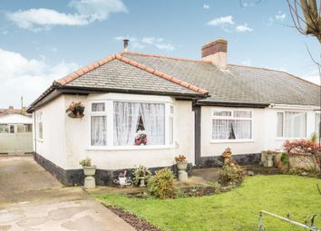 Thumbnail 2 bedroom detached bungalow for sale in Sutton View, Hillstown, Chesterfield