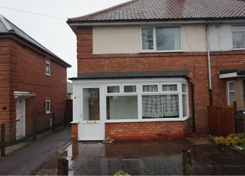 Thumbnail 3 bed semi-detached house to rent in Wardend Road, Birmingham