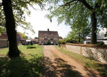 Thumbnail 2 bedroom semi-detached house to rent in Hall Lane, Thornham, Hunstanton
