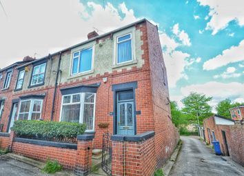 Thumbnail 3 bed end terrace house for sale in Blenheim Road, Barnsley
