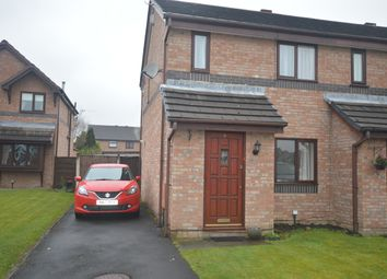 Thumbnail 2 bed semi-detached house to rent in Polegate Drive, Leigh, Hindley Green