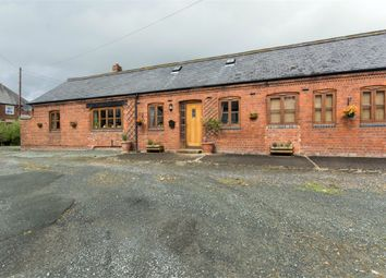 Thumbnail 4 bed semi-detached house for sale in Church Stoke, Church Stoke, Montgomery, Powys