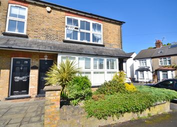 Thumbnail 3 bed end terrace house for sale in Merry Hill Mount, Bushey