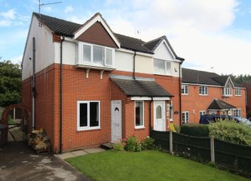 Thumbnail 2 bed semi-detached house to rent in Maple Drive, South Normanton, Alfreton