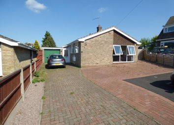 Thumbnail 3 bed bungalow for sale in Thurlby Close, Washingborough, Lincoln, Lincolnshire
