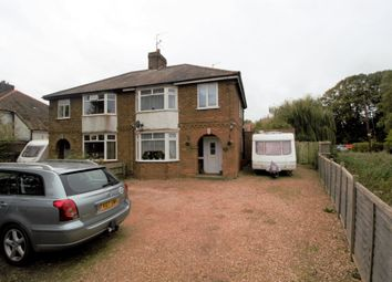 Thumbnail 4 bed semi-detached house for sale in Spalding Road, Pinchbeck, Spalding