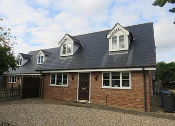 Thumbnail 5 bed detached house to rent in Kingsway, Mildenhall, Bury St. Edmunds