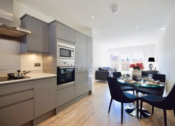 Thumbnail 2 bedroom flat for sale in Flat 4, St Michaels Court, The Street, Ashtead