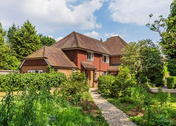 Thumbnail 4 bed detached house for sale in Priorsfield Road, Hurtmore, Godalming