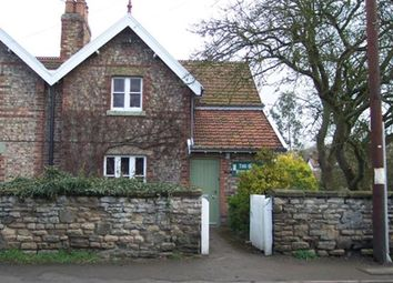Thumbnail 2 bed cottage to rent in Old Post Office, North Grimston, Malton
