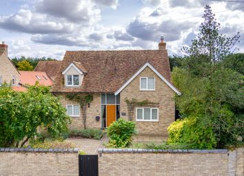 Thumbnail 4 bed detached house for sale in High Street, Great Wilbraham, Cambridge