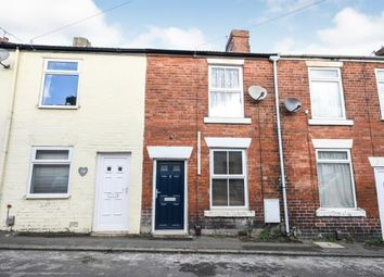 Thumbnail 2 bed terraced house for sale in Sanforth Street, Stonegravels, Chesterfield, Derbyshire