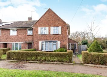 Thumbnail 3 bed end terrace house for sale in Windsor Drive, Hertford