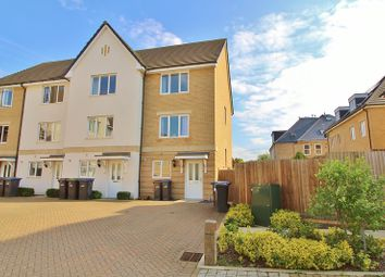 Thumbnail 3 bed end terrace house for sale in Beckwith Close, Enfield